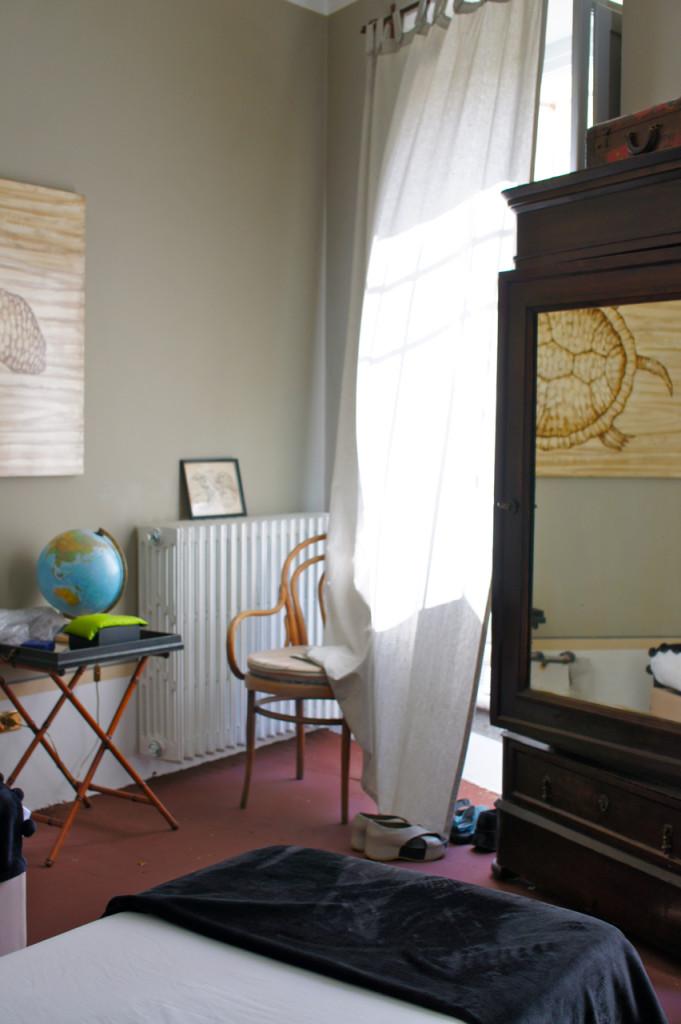 O quarto da Marilu