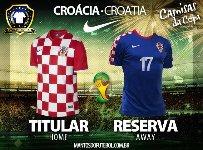 GrupoA-Croácia-Camisas-Copa-do-Mundo-2014 ... 527cd1a9b3f96