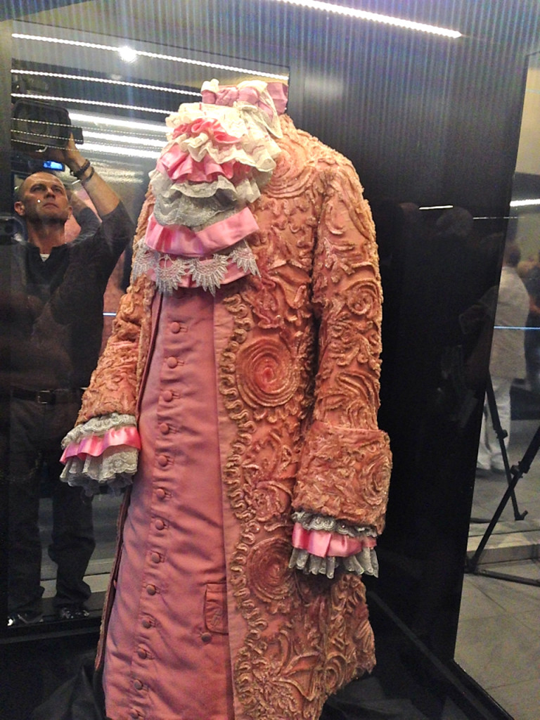 Casanova de 76 com direção de Federico Fellini e vestido  por Donald Sutherland!