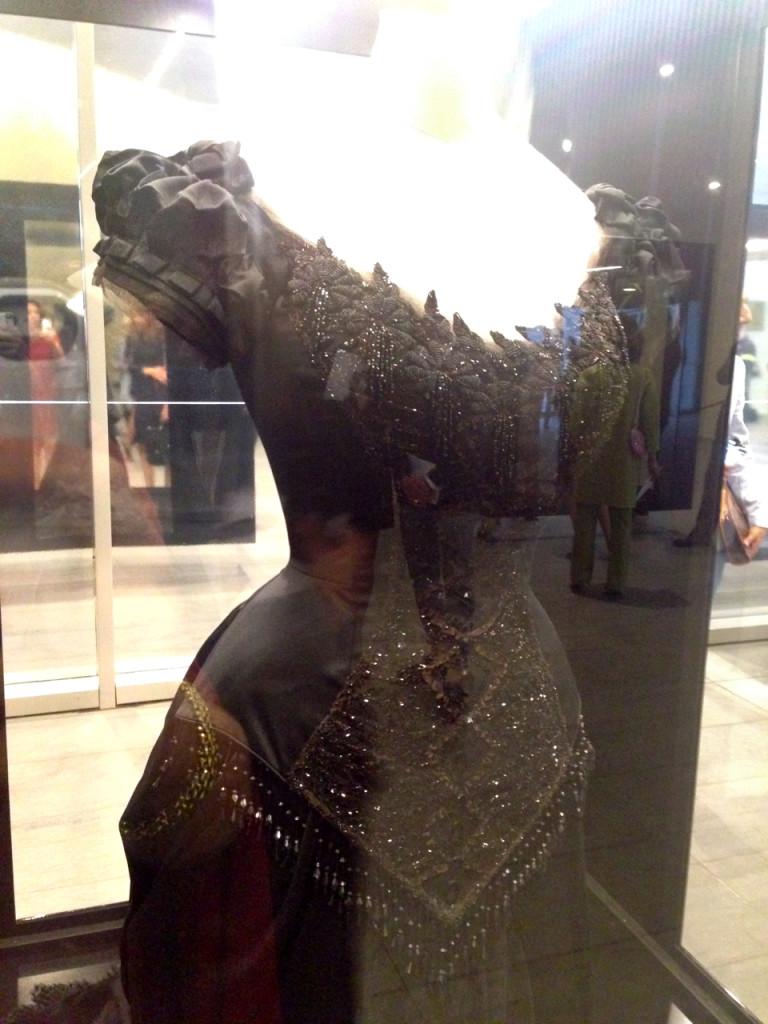 La Traviata de 55 direção Luchno Visconti e vestido por Maria Callas