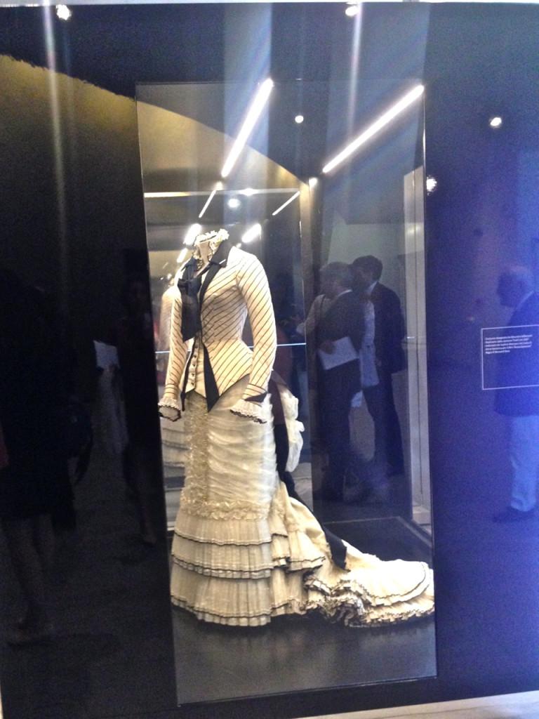Do filme Anna Karenina de 97 por Vernard Rose e vestido por Sophie Marceau