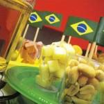 Petiscos saudáveis para a Copa!!