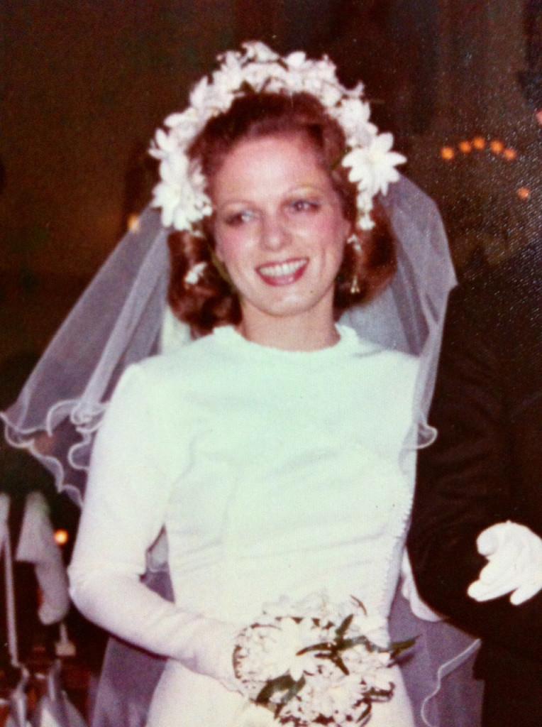 No dia de meu casamento 1975, Bagé