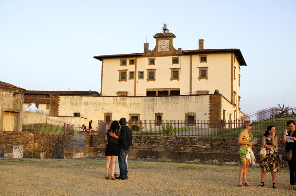 O maravilhoso Forte di Belvedere