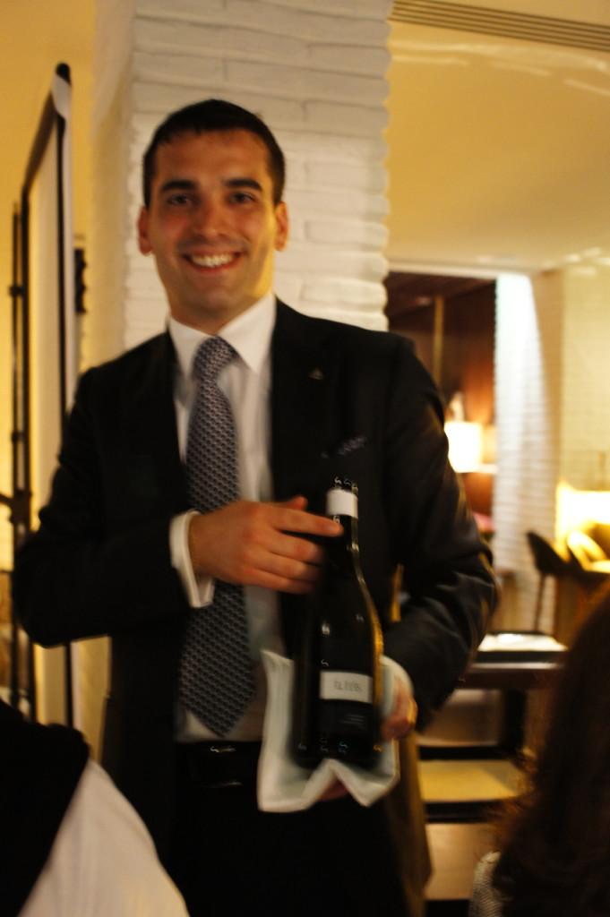 Stefano, o manager!