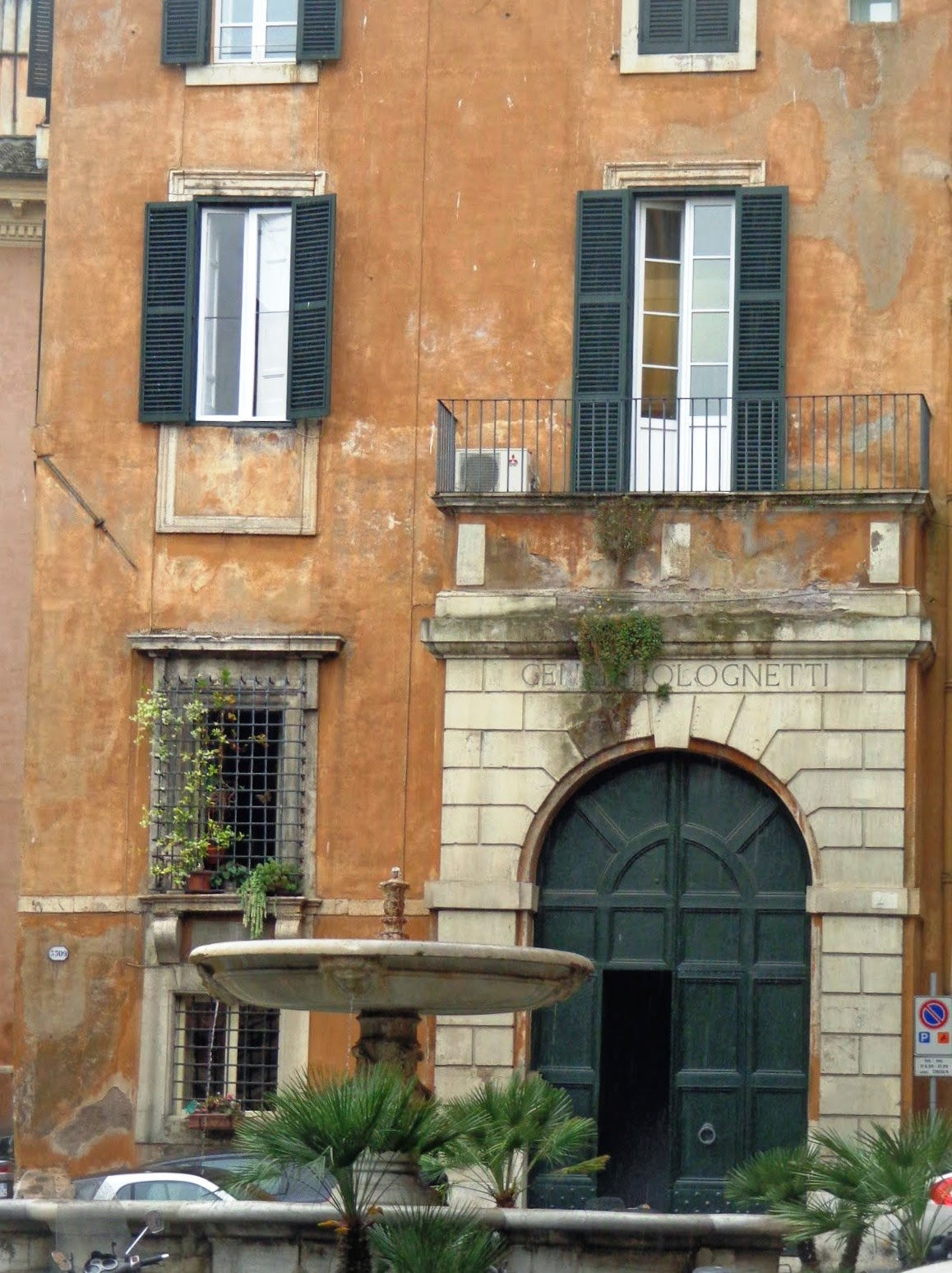 Palazzo Cenci Bolognetti