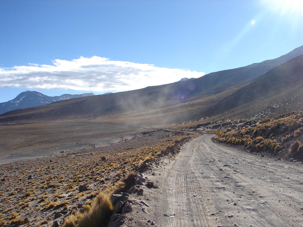 Ah Atacama...