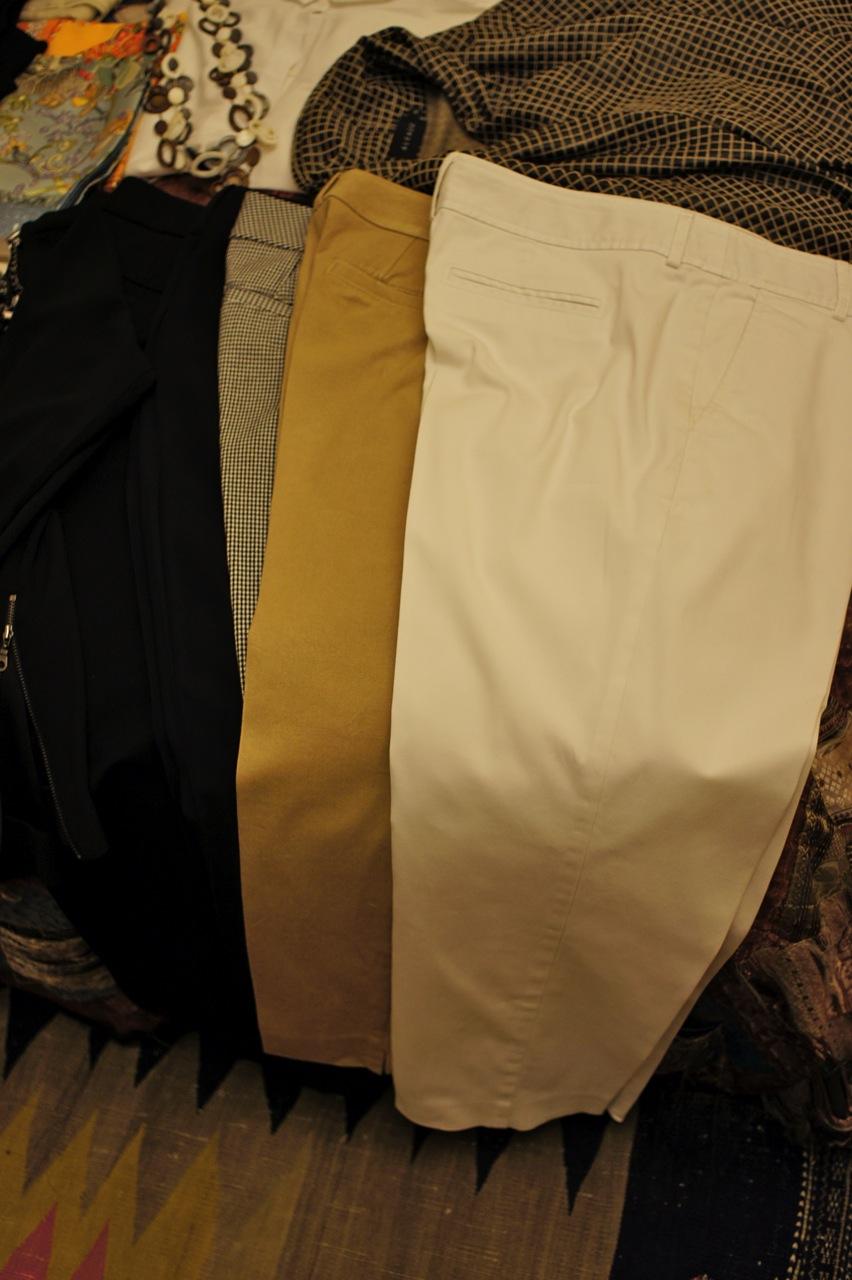 As calças...conta como cor?