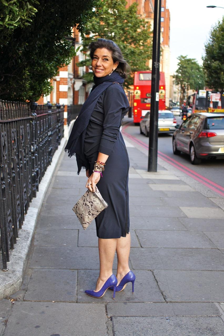 Reconheceram os sapatos? ;-) A bolsa também é Corello!