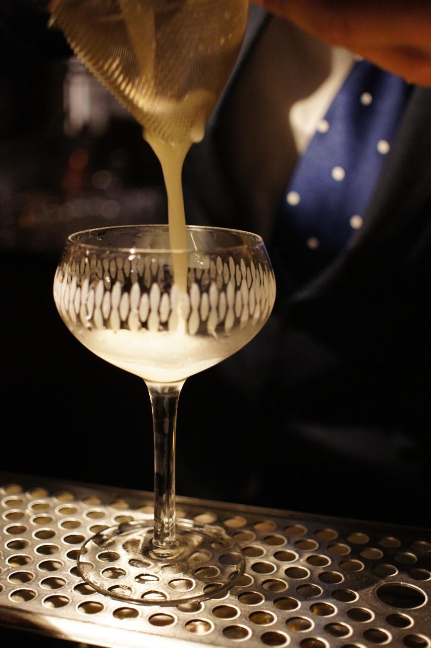 Para mim, com gin, foi o Donovan martini.  Maravilhoso!!!
