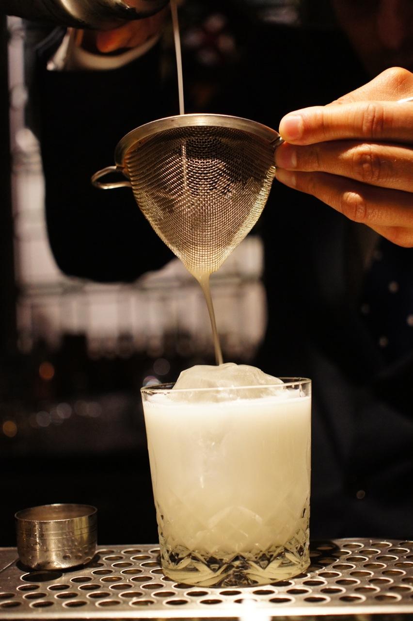 Este foi o meu segundo drink!! Tem o nome de uma cliente, mas não lembro!!  Sorry!!