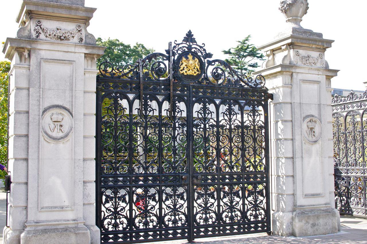 O Victoria Gate