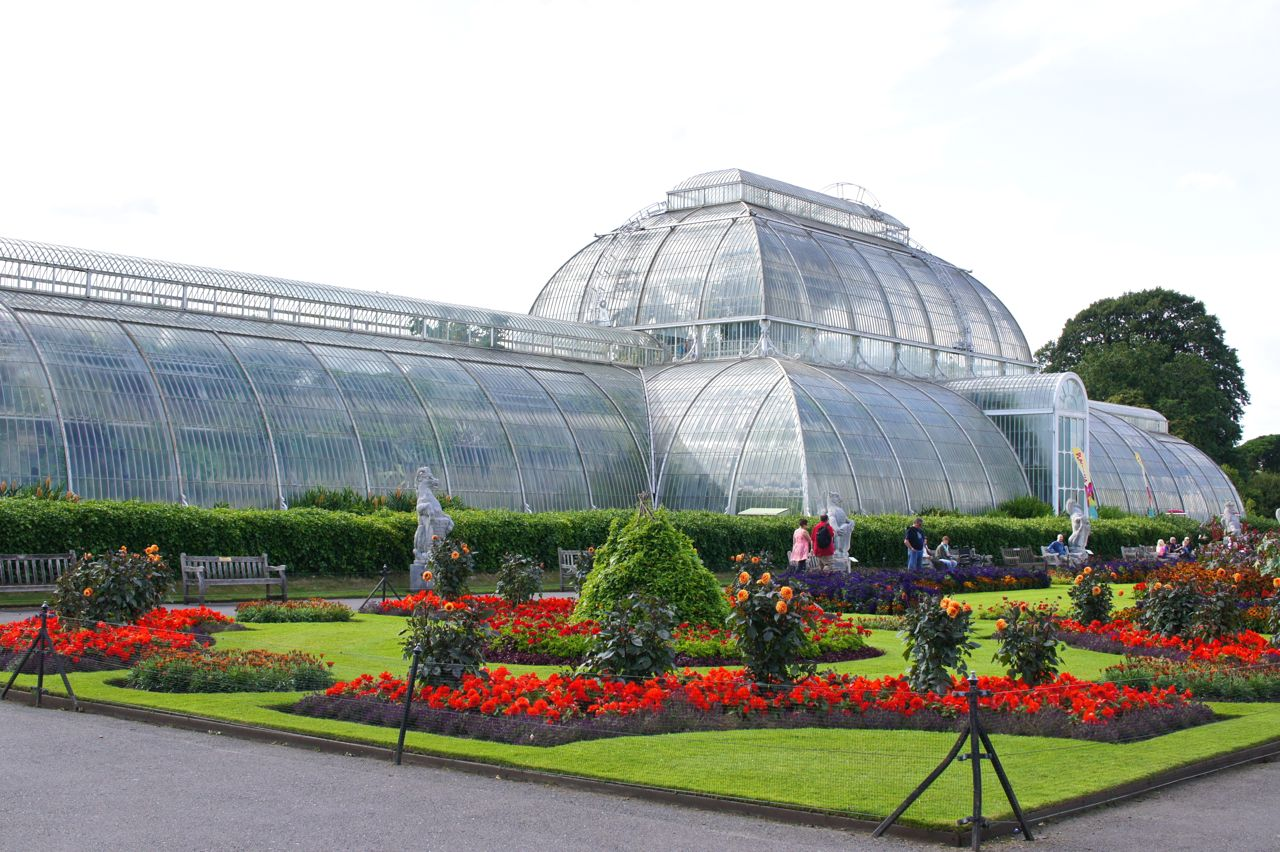 Kew Gardens, Londres