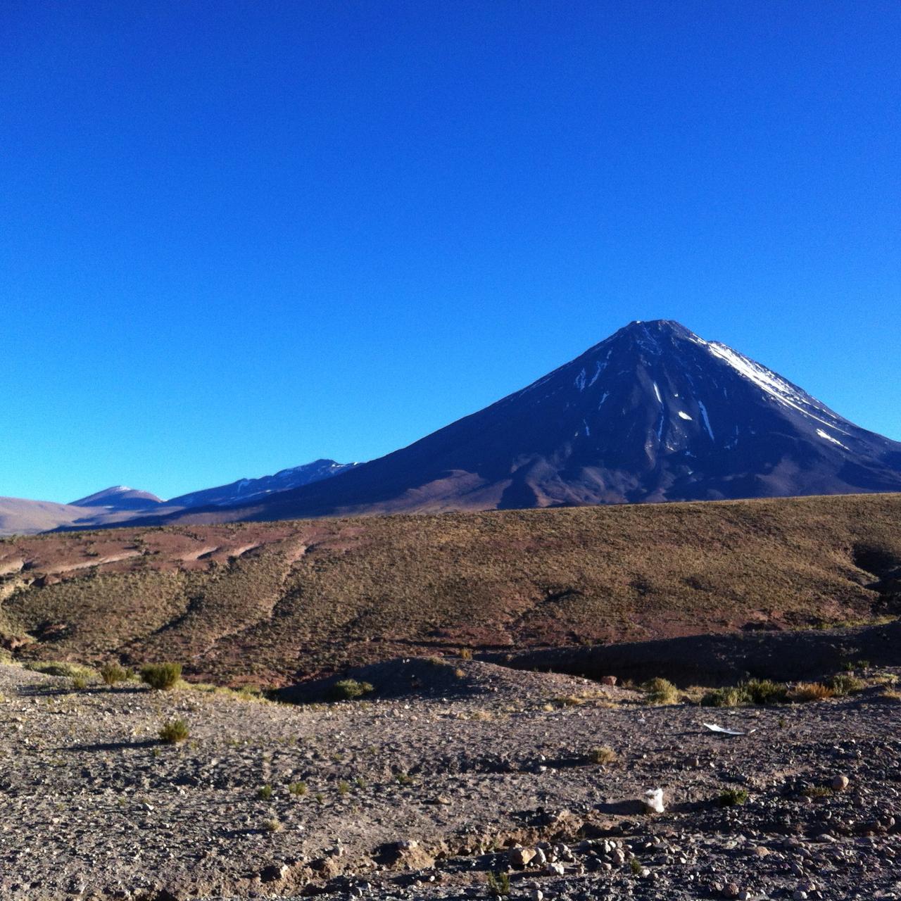 MEU vulcão!!! Licancabur! Hei de voltar para subir você