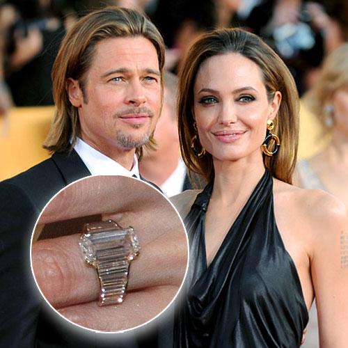 Detalhes do casamento de Brangelina (Angelina Jolie e Brad Pitt)