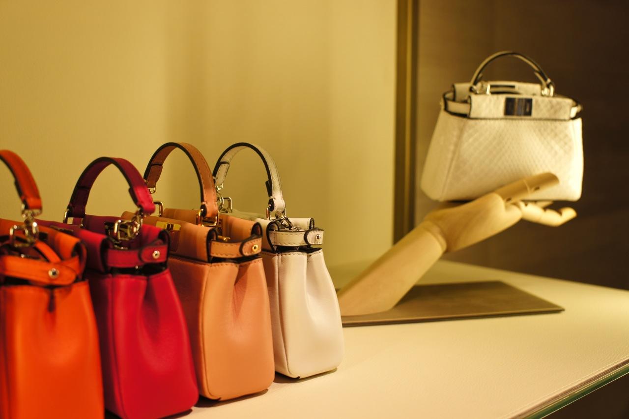 Apaixonada pelas micro-bolsas!!