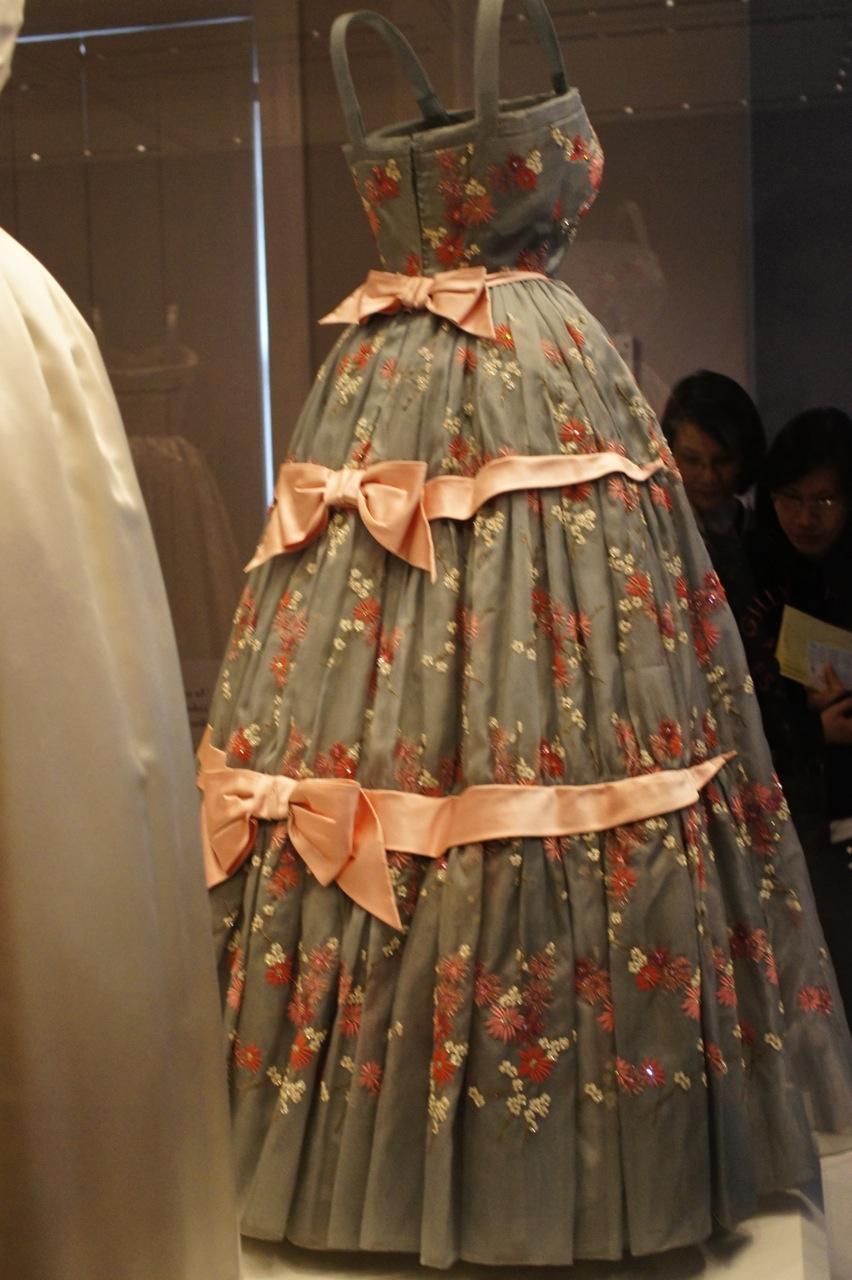 Kensington Palace, Londres: Exposição Fashion Rules