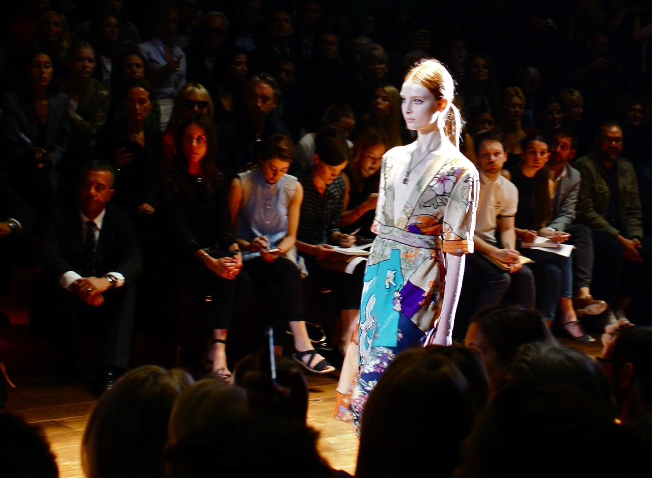 Primeiro dia do #mfw (Milan Fashion Week) com Gucci, Alberta Ferretti, Nº21 e Caterina Zangrando, além da rua, é claro!