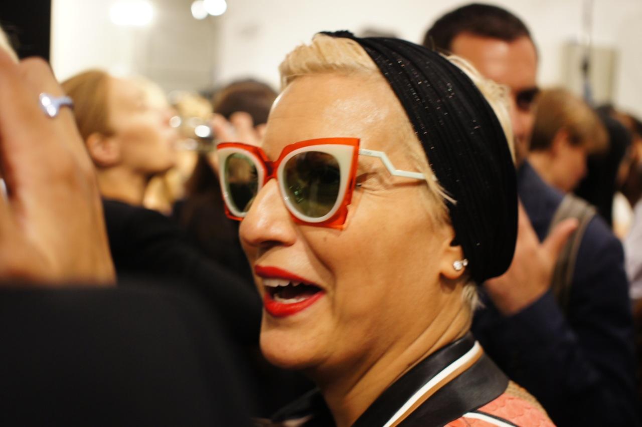 Os novos óculos Fendi