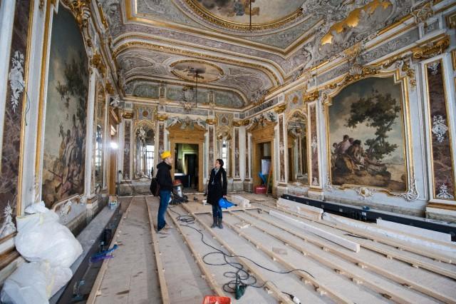 A transformação do Aman Canal Grande Hotel, 7 estrelas luxo.