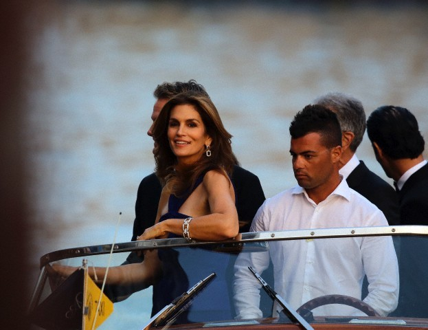 Italy : Marriage of George Clooney in Venice on September 27, 2014 in Venice, Italy