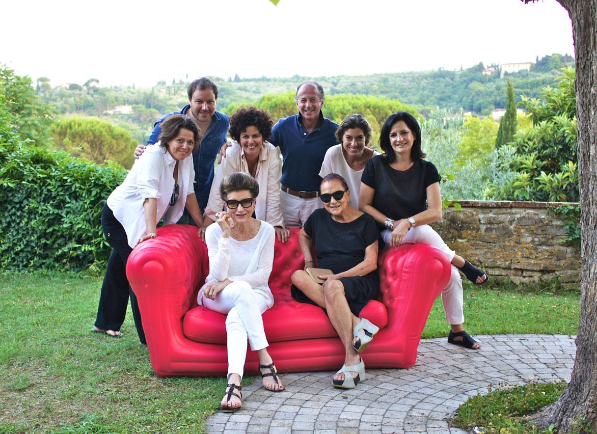 Costanza e Marilu na Toscana!