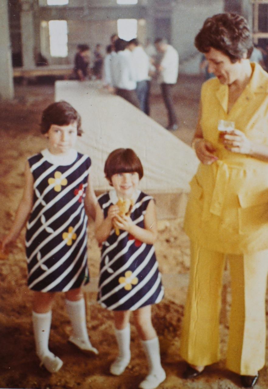 #ouvaiouracha … e o álbum de família