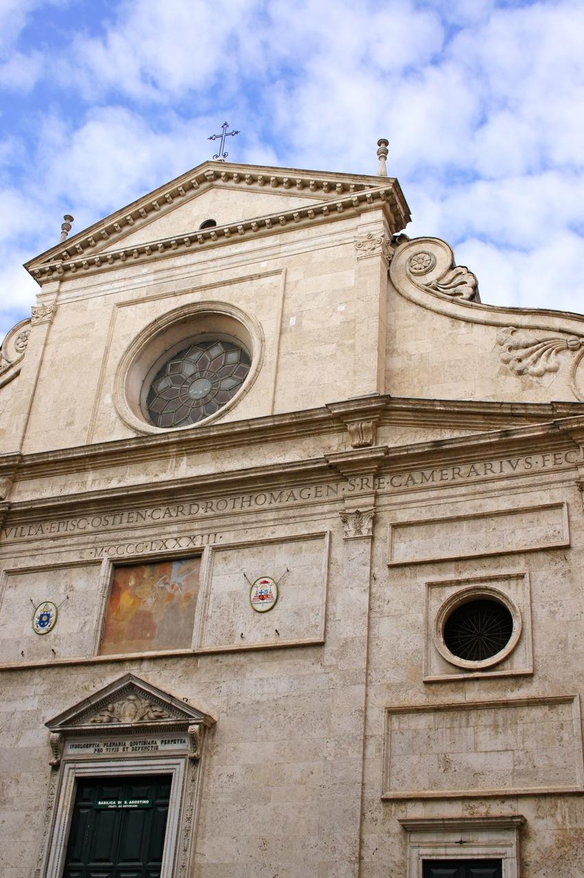 Igreja na Piazza Navona