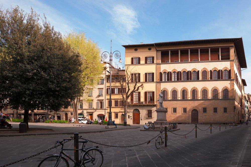 O Palazzo Guadagni