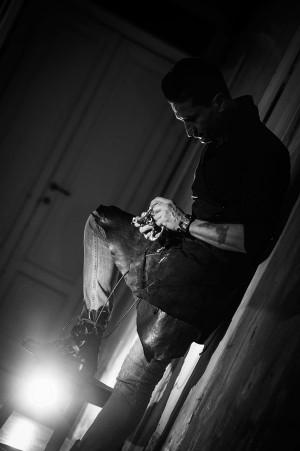 Um dos grandes privilégios de ter um blog é poder falar de talentos como o de Cristiano Pagnini!  Foto do site.