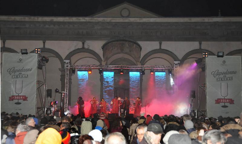 O que fazer no ano novo em Florença