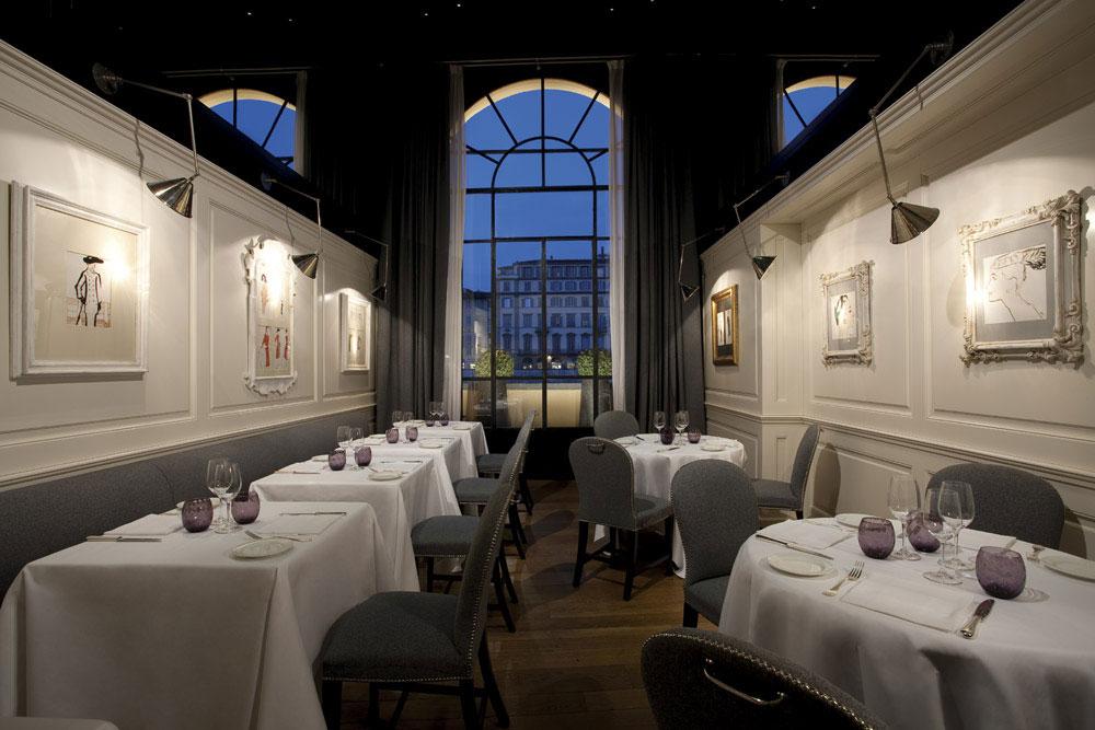 Restaurante Borgo San Jacopo