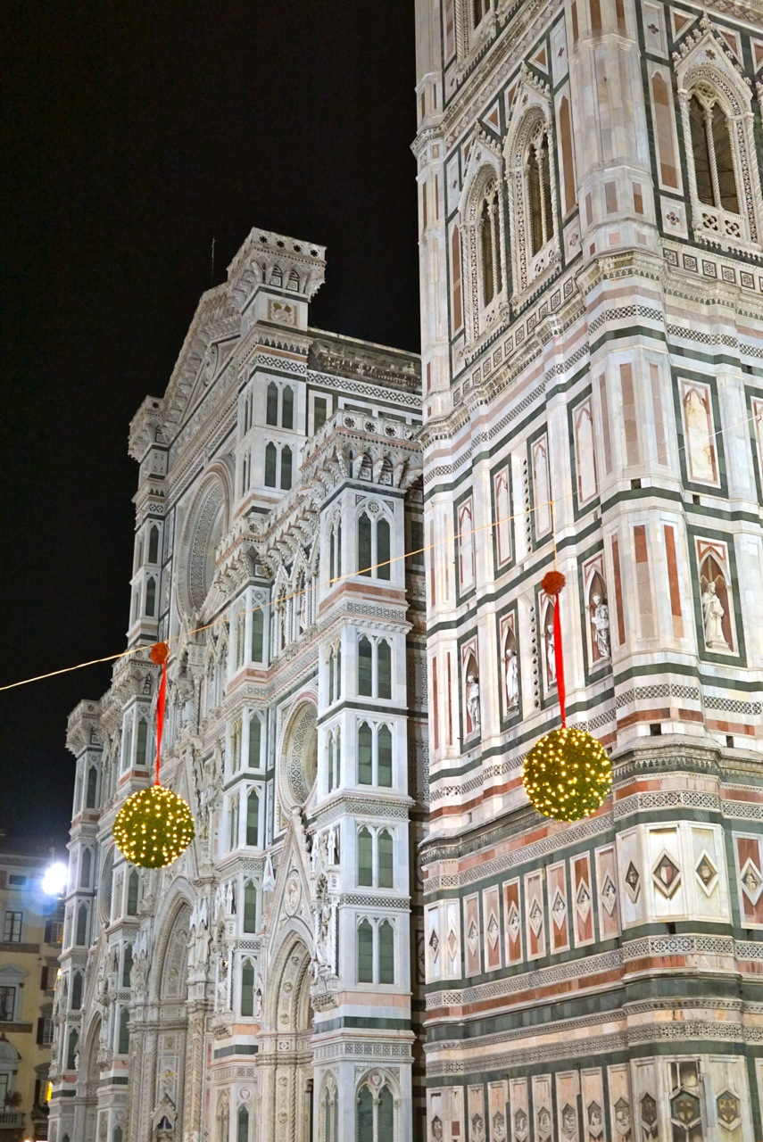 Pertinho do Duomo de Florença fica a doceira ultra tradicional Migone