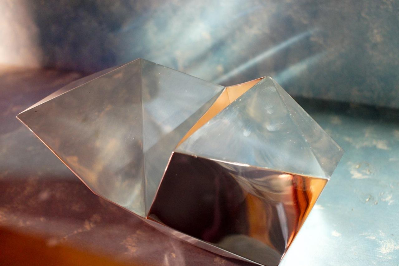 Este vaso é uma das minhas peças favoritas como design...