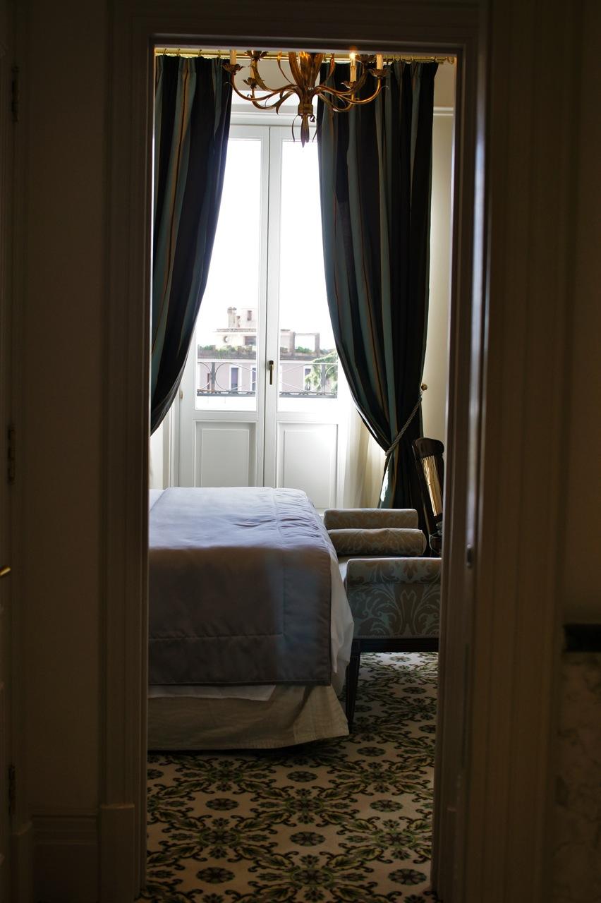 Hotel em Roma?  Adorei o Hotel Eden!!