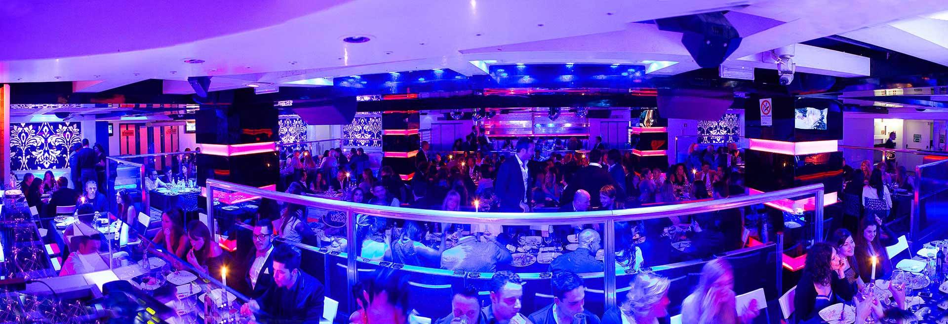 A discoteca Yab no centro de Florença. Uma instituição!