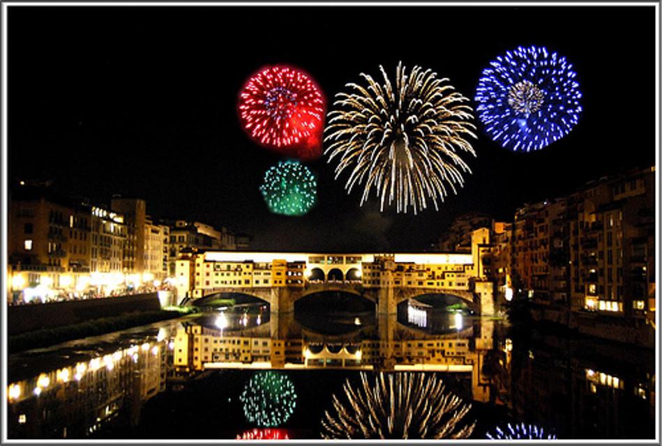 Ano Novo em Florença!
