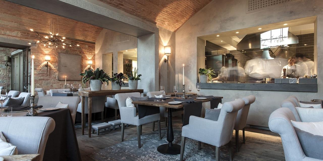 O restaurante no Arno, Borgo Santo Pietro