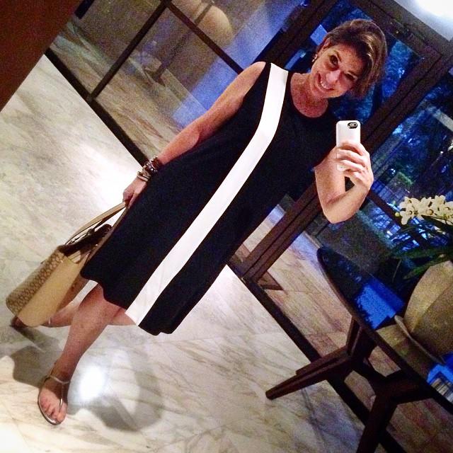 Vestido de Angela Mota