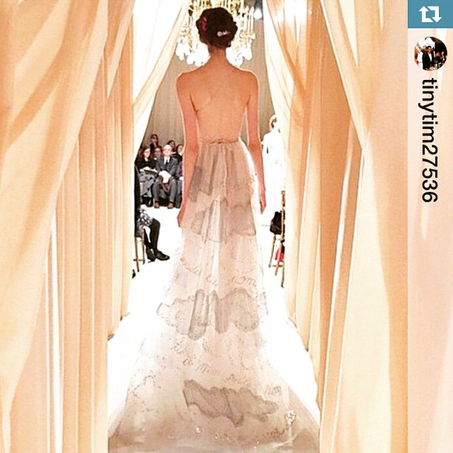 Valentino Couture Spring 2015 … beleza extrema!…