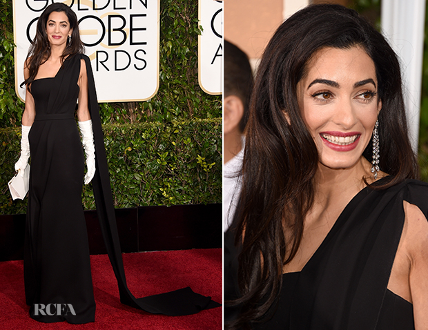Amal-Clooney-In-Christian-Dior-Couture-2015-Golden-Globe-Awards