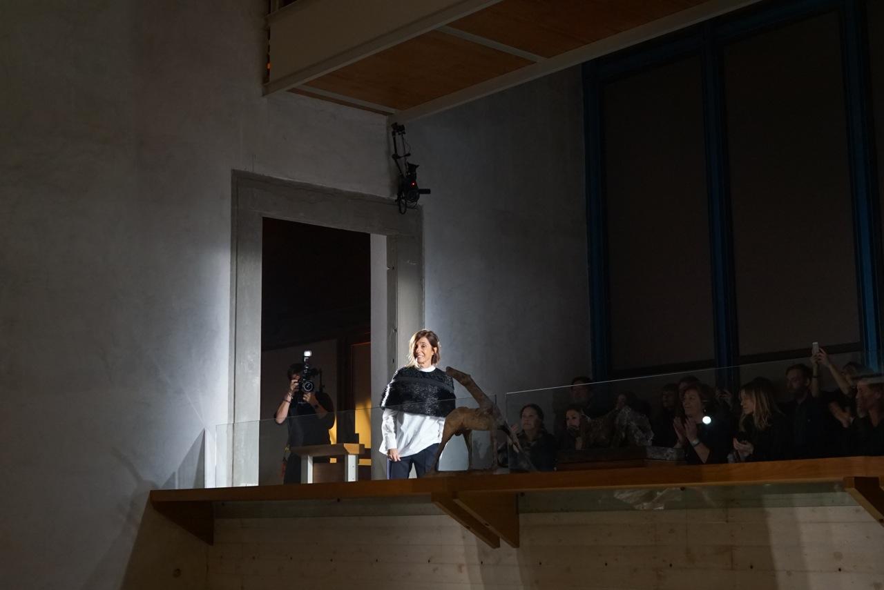 Consuelo Castiglioni, diretora criativa da Marni