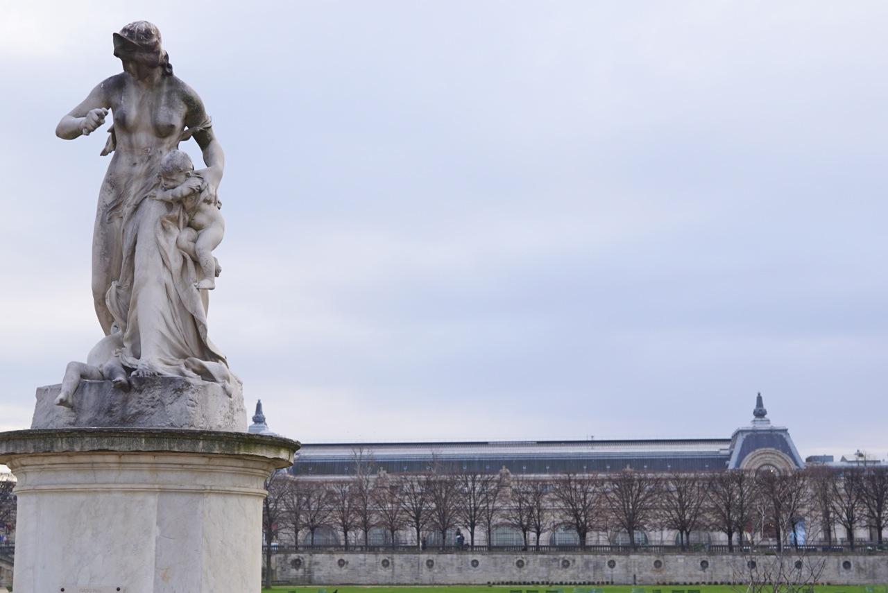 Passeando por Paris…