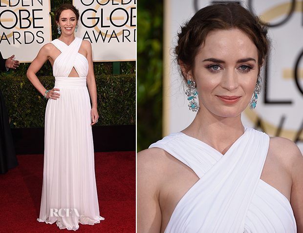 Emily-Blunt-In-Michael-Kors-2015-Golden-Globe-Awards