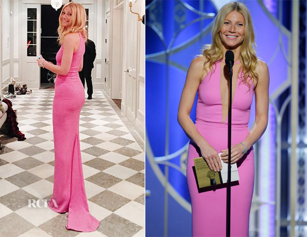 Gwyneth-Paltrow-In-Michael-Kors-2015-Golden-Globe-Awards