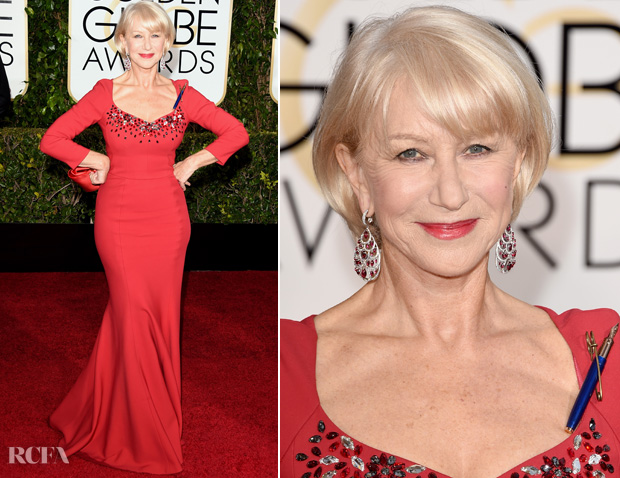 Helen-Mirren-In-Dolce-Gabbana-----2015-Golden-Globes