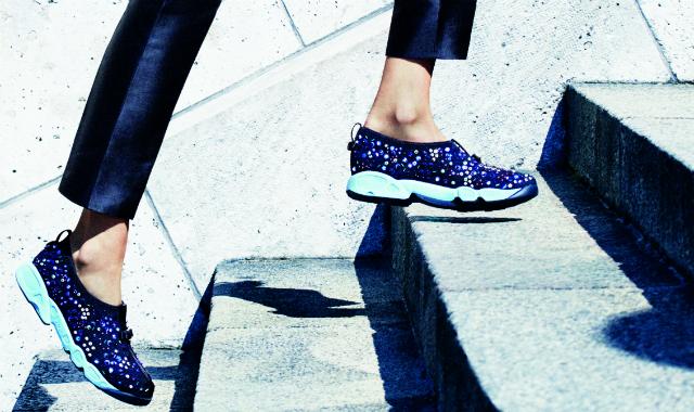 Dior Fusion sneakers DECOR 1