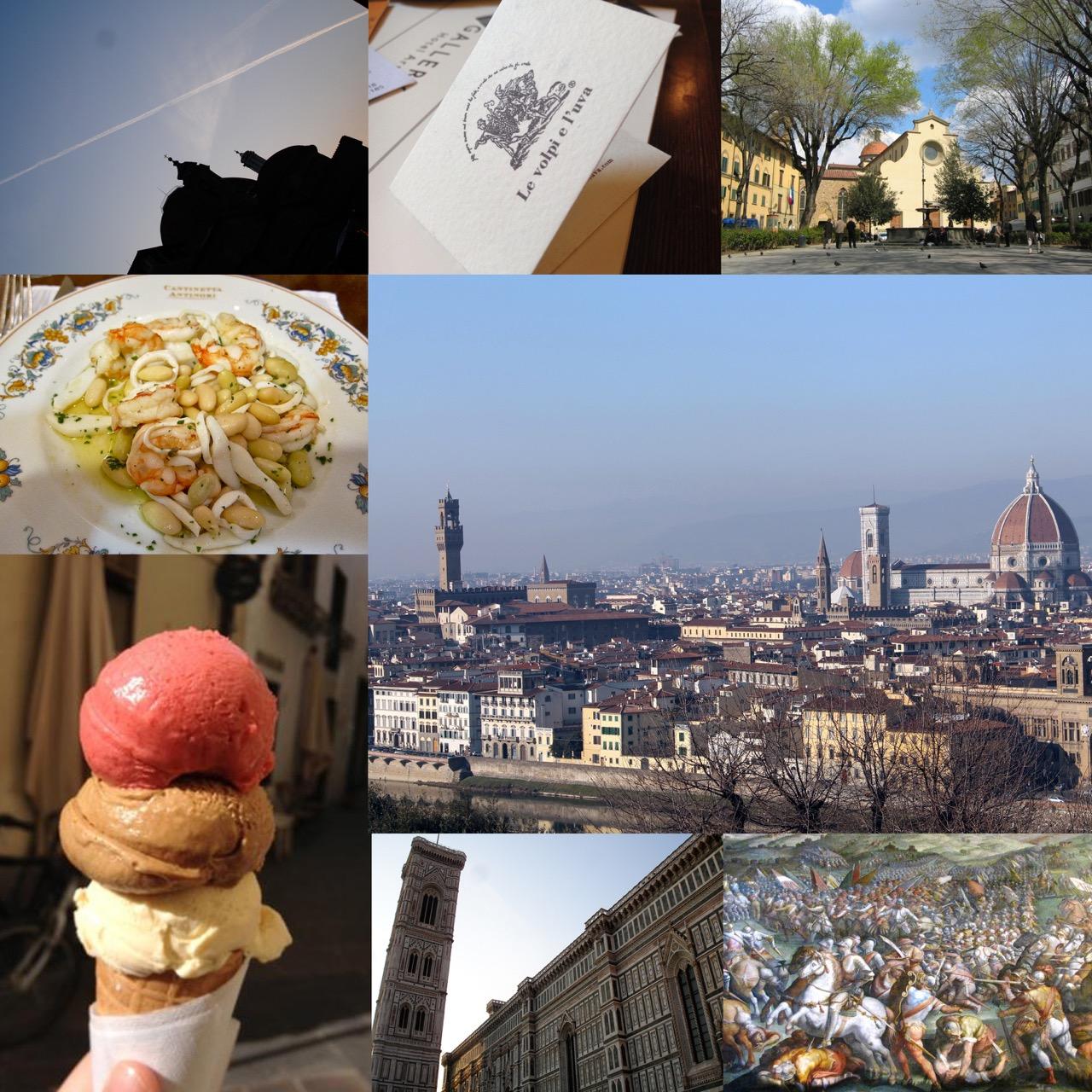 Roteiro de dois dias em Florença por Albino Papa