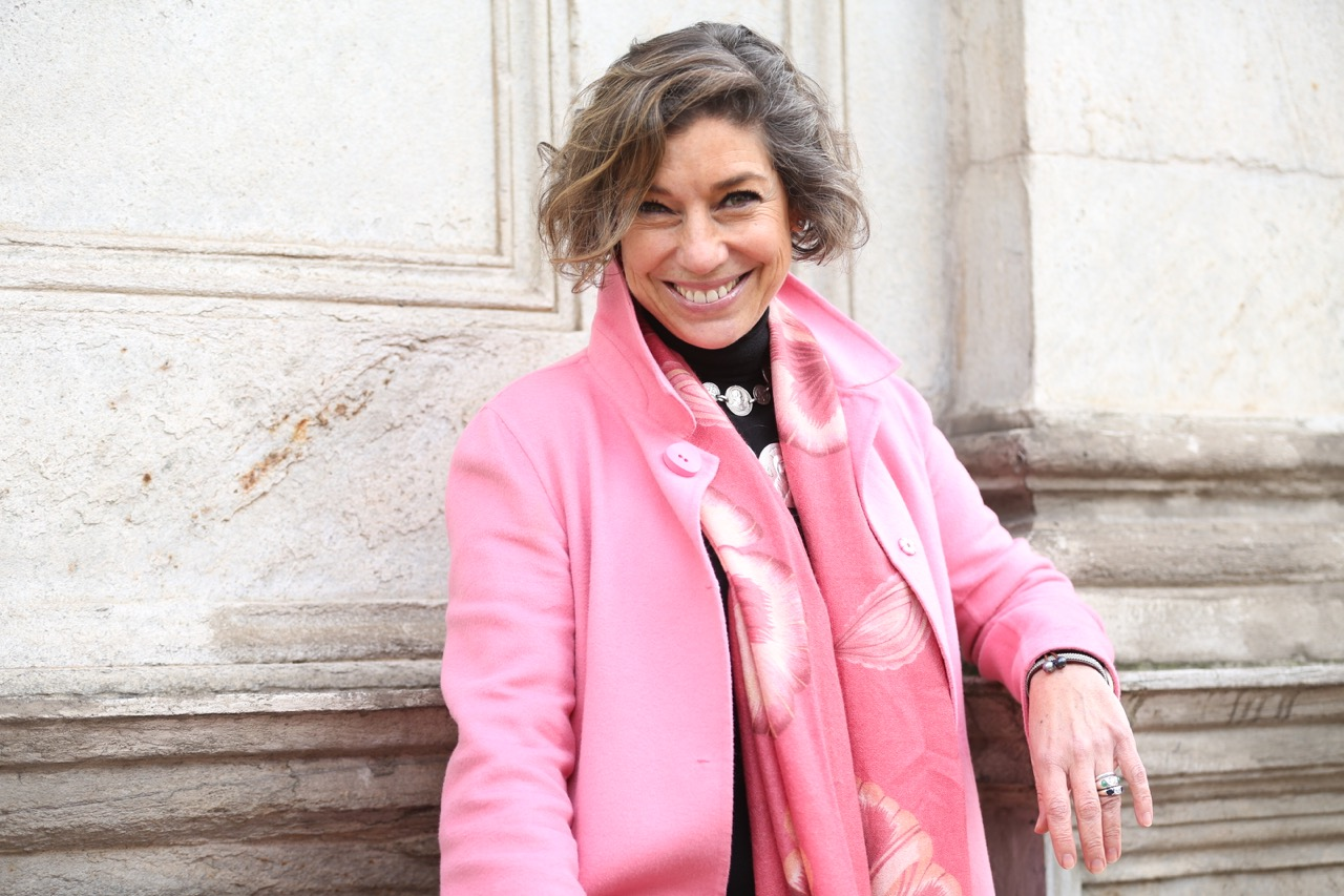 MFW: Prada, pretty in pink!
