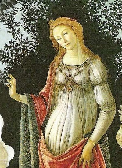 Segundo Cunningham e Reich, a obra é uma elaborada alegoria mitológica da fertilidade florescente do mundo.